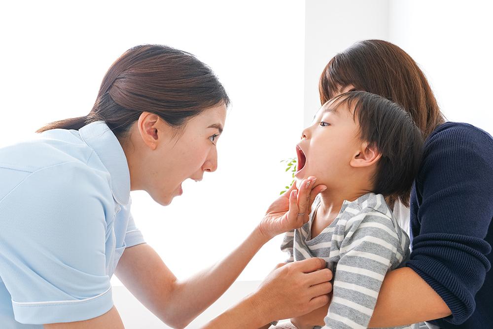 歯科検診を受ける